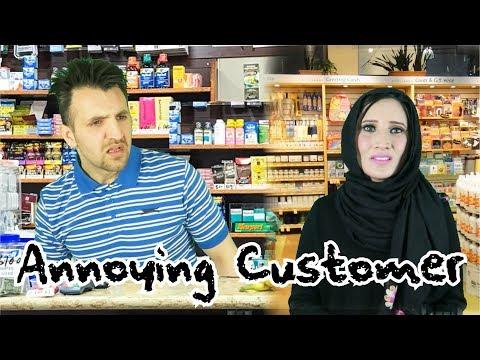 Annoying Customer RIP English Part 2 OZZY RAJA