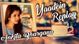 ANKITA BHARGAVA Relives Her Memories Of First Meeting KARAN PATEL | YAADEIN REPLAY  | TellyMasala