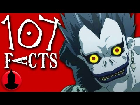 107 Death Note Facts YOU Should