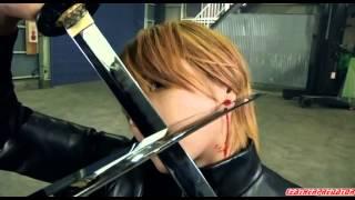 Hard Revenge, Milly: Bloody Battle (2009) - leather trailer