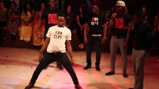 African Cultural Talent Show Ottawa U 2013 - Danse Freestyle 2