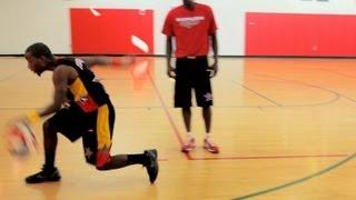 How to Do a Shammgod Move | Basketball