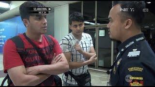 Tidak Bisa Bahasa Indonesia, Akhirnya Penumpang ini Paham Apa yang Dilanggar - Customs Protection