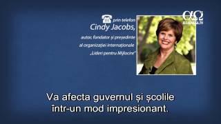 Cindy Jacobs - profetie pentru Romania (oct.2016) - Retrospectiva spirituala 2016