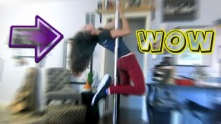 POLE DANCING LESSONS!
