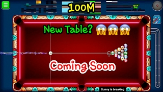 8 Ball Pool New Tables & Event's Coming Soon!