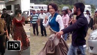Kangana Ranaut Had To Pee and Change Behind Rocks While Shooting For Rangoon