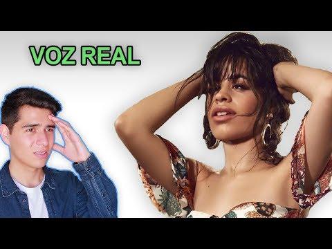 Download Lagu Escuchando la VOZ REAL de CAMILA Cabello sin Autotune | Vargott MP3