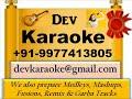 DJ Wale Babu  Badshah Digital Karaoke by Dev