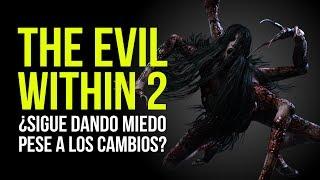 THE EVIL WITHIN 2 - ¿Sigue DANDO MIEDO pese a los CAMBIOS?