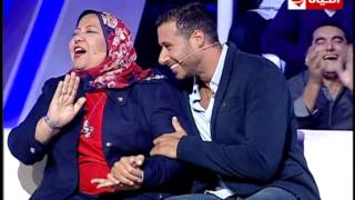 برنامج Back to school - مفاجئة تجعل النجم أحمد السعدنى فى ادب رهيب