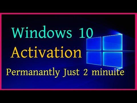 Activate Windows 10 Pro/Enterprise/Home !! windows 10 activation tutorial