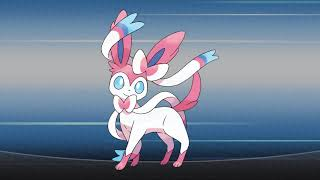 MEGA SYLVEON REVEALED!!