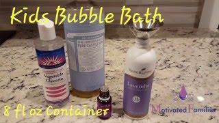 Kids Bubble Bath