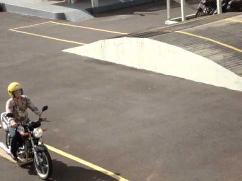 exame de moto ciretran pato branco paraná 01
