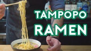 Binging with Babish: Tampopo Ramen