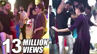 Virat Anushka's CUTE Dance At Yuvraj Singh's Wedding 2016 LEAKED