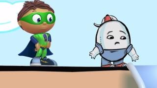 Super Why 103 - Humpty Dumpty | HD | Full Episode