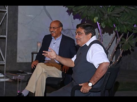 Off The Cuff With Union Minister Nitin Gadkari