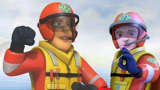 Sam el Bombero Español 🌟Día Mundial de los Océanos! - 1 hora Compilacion 🔥Dibujos animados