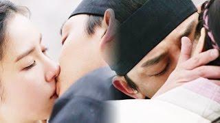 《BEST》 Six Flying Dragons 육룡이 나르샤|유아인, 신세경에 눈물의 키스 '애틋' EP32 20160119