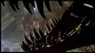 Godzilla 1998 Museum Teaser