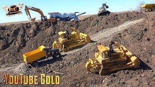 YouTube GOLD - The Bold Road Forward: Crush, Dump, Spread, Repeat (S2, E1)   RC ADVENTURES