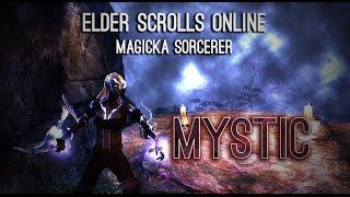 """Magicka Sorcerer Build """"Mystic"""" PvE - Homestead ESO"""