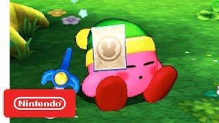 Kirby Battle Royale Launch Trailer - Nintendo 3DS