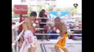 Sonny Boy Jaro vs Pongsaklek Wonjongkam Full Fight
