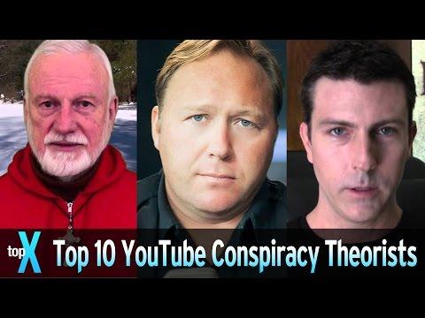 Xxx Mp4 Top 10 Youtube Conspiracy Theorists 3gp Sex