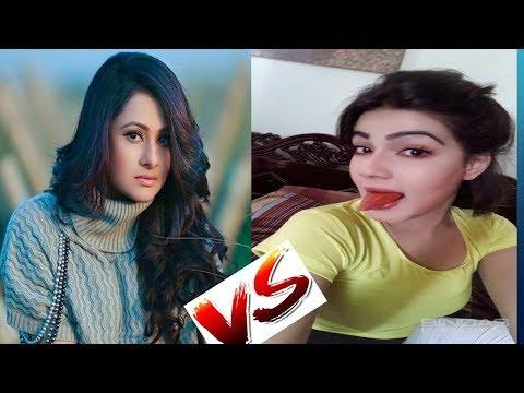 Xxx Mp4 Purnima VS Mahiya Mahi Musically Tiktok Video Bangla Funny Video Purnima Mahiya Mahi 3gp Sex