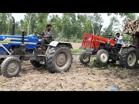 Xxx Mp4 Farmtrac 6o And Swaraj 735 Xm PULLING Swaraj 855 Fe And Loded Trali 3gp Sex