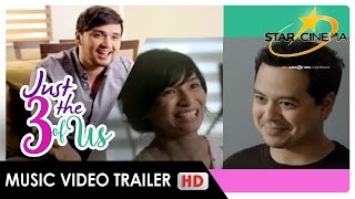 Music Video Trailer | 'Just The 3 Of Us'  | 'Getting To Know Each Other Too Well'  by Billy Crawford