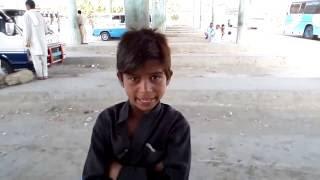 Aaqa Meriyan Akhiyan Madine Wich Reh Giyan (By Street Child)