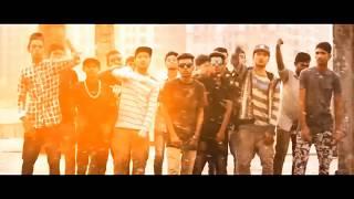 Bangla Rap Song (AATONGKO) BY BAZAN GROUP | Official Music Video
