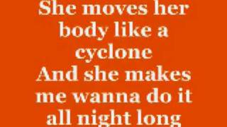 Cyclone - Baby Bash (Lyrics)
