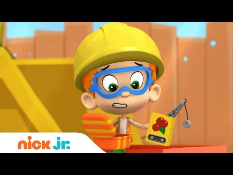 Bubble Guppies | Nonny's Greatest Lunchtime Laughs Mashup (AD) | Nick Jr.
