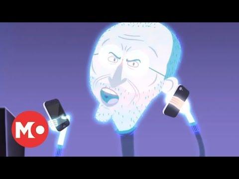 Steve Jobs: Resurrection (iPhone 5 Parody)