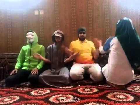 رقص شباب على اغنيه عدنان ولينا keek