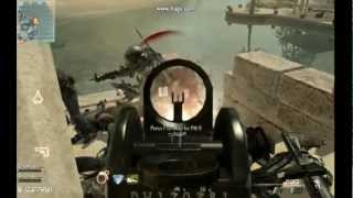 MW3 Survival Oasis unlucky WAVE 84 SOLO - Whyyy??!!