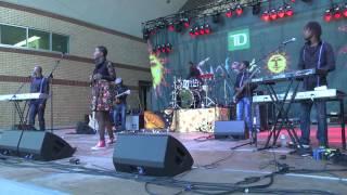 Banda Kakana: TD Sunfest 2014