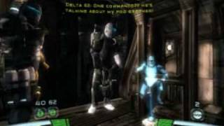 Star Wars Republic Commando Ending