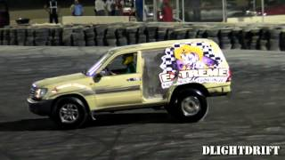 Qatar Racing Club Ramadan 4x4 Drifting Overview