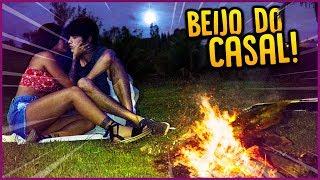 BEIJO DO CASAL NO LUAU!! - FÉRIAS ESCOLARES #16 [ REZENDE EVIL ]