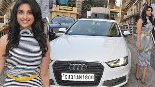 Parineeti Chopra gifts luxury car to parents