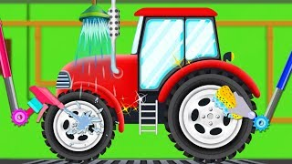 Car Wash | Kindergarten Nursery Rhymes For Children | Song For Toddlers by Kids Channel