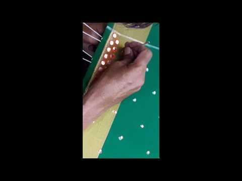 Xxx Mp4 Making Of Mirror Work With Orange Thread On Bottle Green Blouse 3gp Sex