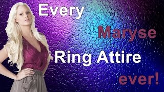 Every Ring Attire Ever: Maryse