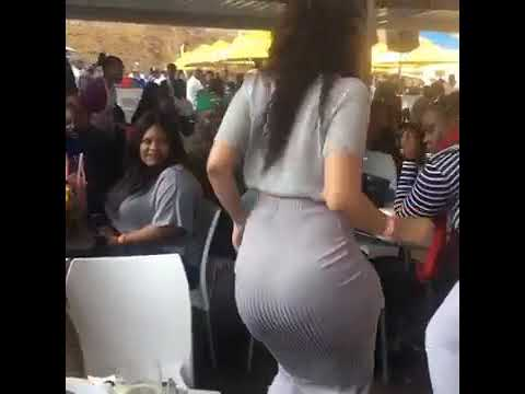 Arabic Woman With Big Booty Dancing